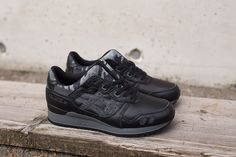"The Asics Gel Lyte 3 ""Okayama Denim"" Pack - KicksOnFire.com"