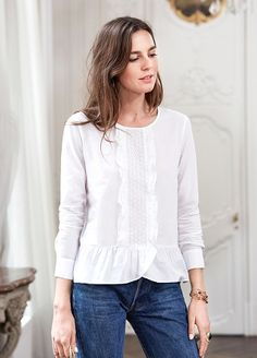 Collection Automne-Hiver Blouses