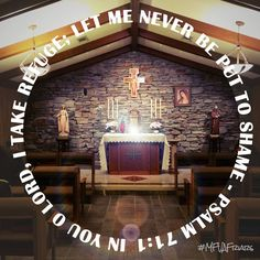 The Friary Chapel Embedded Image Permalink, Our Life, Broadway Shows, Let It Be, Catholic, Roman Catholic