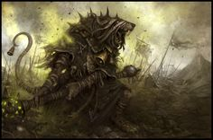 This Skaven's called a plague monk. That's pretty metal, imo. Having a Pinterest is very unmetal, imo. I DONT GIVE A FUCK