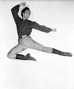 Seven Brides for Seven Brothers; Frank! He was my favorite. :D