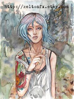 I Miss Her by keruuu.deviantart.com on @DeviantArt