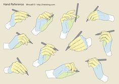 Hand Reference Back Hand Drawing Reference, Art Reference Poses, Anatomy Reference, Anatomy Drawing, Manga Drawing, Drawing Sketches, Drawing Tips, Drawing Hands, Drawing Tutorial Hands