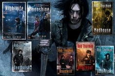 Cal Leandros series by Rob Thurman... one of my favorite Urban Fantasy series =)