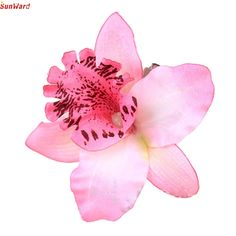 Best Price 1PC Bohemia flower hair clips for women hair accessories for the beach