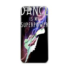 Black Dance Is My Superpower iPhone Case is on Sale for $19.99