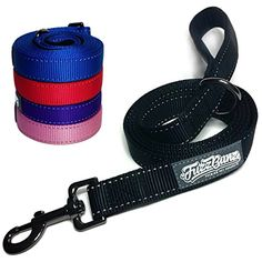Heavy Duty Dog Leash Keeps Your Dog Safe  #CollarsHarnessesLeashes