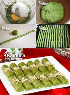 Easy Spinat Dessert Rezept, How To - Womanly Rezepte, Dessert Simple, Turkish Recipes, Ethnic Recipes, Sweet Recipes, Healthy Recipes, Delicious Recipes, Easy Desserts, Easy Meals, Food And Drink