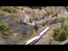 Modelspoor Eurospoor EXPO 2012 modelbanen en modeltreinen (Hans Winter)
