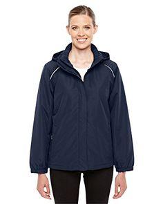 Ash City – Core 365 womens Profile Fleece-Lined All-Season Jacket (78224) Review