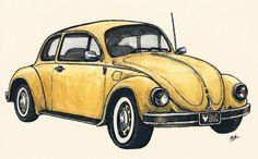 vw beetle - Pete Scully