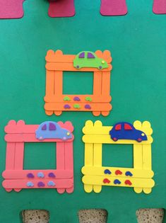 Risultati immagini per manualidades dia del padre Kids Crafts, Crafts For 2 Year Olds, Christmas Crafts For Kids To Make, Diy For Kids, Preschool Crafts, Diy Popsicle Stick Crafts, Popsicle Sticks, Stick Art, Father's Day Diy