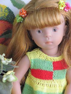 Minouche Dolls  by Sylvia Natterer
