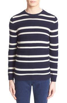 A.P.C. Egyptian Cotton Stripe Pullover