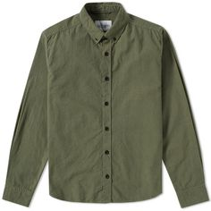 Albam Cousteau Shirt Olive