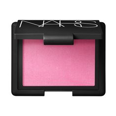 Nars blush in the shade Gaiety. Such a beautiful pink and it is flattering on every skin tone.