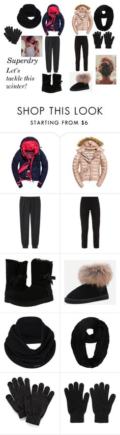 """""""The Cover Up – Jackets by Superdry: Contest Entry"""" by malaysiasmith21 on Polyvore featuring interior, interiors, interior design, home, home decor, interior decorating, Fuji, Uniqlo, ELLIOTT LAUREN and UGG"""