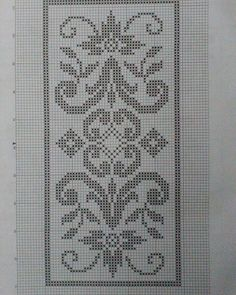 Hobilerim ve ben: 2019 Celtic Cross Stitch, Cross Stitch Borders, Cross Stitch Flowers, Cross Stitch Designs, Cross Stitching, Cross Stitch Embroidery, Embroidery Patterns, Cross Stitch Patterns, Crochet Doily Rug