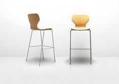 Dine is a fresh and elegant stacking monoshell range of seating. Great effort has been taken in creating Dine; this excellent ergonomic stool is beautifully proportioned providing a comfortable sit for when used as a bar stool or in ad hoc meeting spaces.
