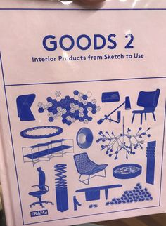 GOODS 2, interior products from sketch to use.  - FRAME