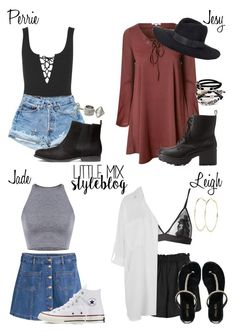 """""""*REQUESTED* LM Inspired for a Halsey Concert"""" by littlemix-styleblog ❤ liked on Polyvore featuring Glamorous, H&M, Charlotte Russe, Rebecca Minkoff, Robert Lee Morris, McQ by Alexander McQueen, Topshop, Converse, MANGO and River Island"""