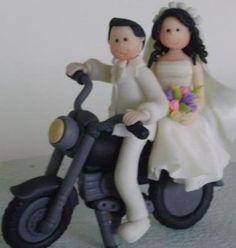 Amor en moto