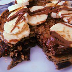 La felicidad! 🥞🙊 Cheesesteak, Instagram, Ethnic Recipes, Desserts, Food, Healthy Recipes, Happiness, Deserts, Dessert