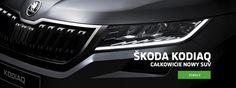 Całkowicie nowa ŠKODA Kodiaq