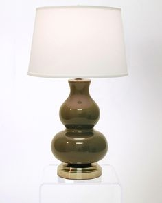 Bon Marilyn Peppercorn On Nickel Cordless Lamp   Made In The USA, , Modern  Lantern