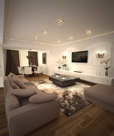 Amenajare living, mobila si idei de amenajare living - Delta Studio - Pag. 3