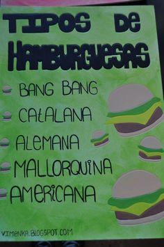 ANUNCIO DE NUESTRAS HAMBURGUESAS