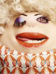 Donner-Lippchen, was für Lippenstiftfarben!