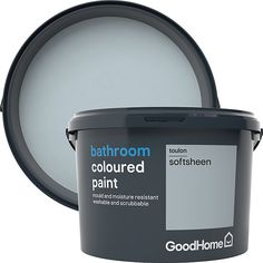 GoodHome kitchen paint is ideal for refreshing the walls and ceilings of your kitchen with a smooth matt finish. It's washable, grease and stain resistant, making your walls look fresher for longer Antibes, Kitchen Ants, Monaco, Paint Filter, Cleaning Mold, Paint Stain, Diy Supplies, Diy Painting, Paint Colors