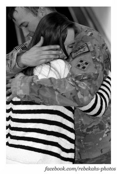Soldier Homecoming <3