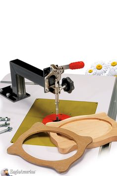 53 best router table systems images on pinterest the daisy pin router easily attaches to any router table make unlimited exact copies of shapes from either inside or outside patterns greentooth Choice Image