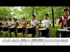2013 Cadets Snares - LEARN THE MUSIC!
