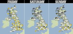 UK to swelter in 86F heatwave today but thunderstorms coming tonight