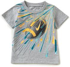 Nike Baby Boys 12-24 Months Explosive Football Short-Sleeve Tee