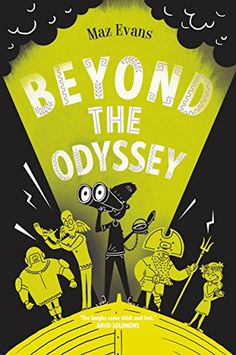 Beyond the Odyssey by Maz Evans.