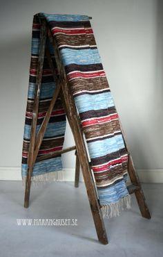 swedish rag rug  