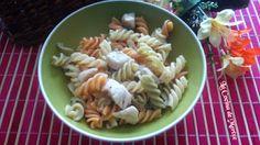 La Cocina de Mertxe: Ensalada de espirales con pollo