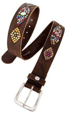 Luxus Ledergürtel Freestyle ist eine Kreation des jungen Lables TR Design