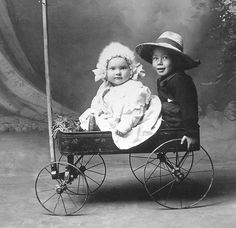 Stampede 100 Day Countdown: 1914 - The Better Baby Contest was a resounding success at the 1914 Exhibition.