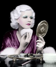 JEAN HARLOW. THE HOKEY POKEY MAN AND AN INSANE HAWKER OF FISH BY CONNIE DURAND. AVAILABLE ON AMAZON KINDLE