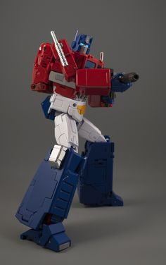 Transformers Masterpiece MP-44 Convoy (Optimus Prime) Candy Red Paint, Red Candy, Transformers Characters, Transformers Masterpiece, Painted Sticks, Optimus Prime, Big Challenge, Cartoon, Cool Stuff