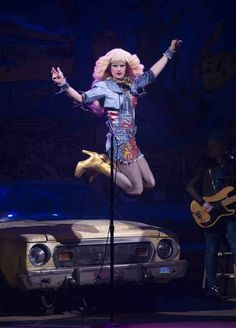 "15 Photos Of Neil Patrick Harris In ""Hedwig And The Angry Inch"""
