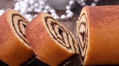 Ingrédients:  4 oeufs  80gr + 20gr de sucre  55gr de farine  Nutella   Préparation:   Séparer le jaune du blanc de2 œufs. Réserver les...