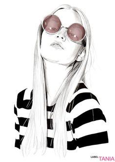 fashion illustration   Tumblr