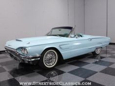 1965 Ford Thunderbird for sale at Streetside Classics