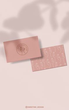 Beauty Salon - Premade Logo for SALE @sweetink_design #logo #logodesign #minimalist #graphicdesign #branding #botanical #hands #minimallogo #logos #feminine #woman #line Art Business Cards, Letterpress Business Cards, Business Card Design, Brand Identity Design, Branding Design, Logo Design, Stationary Branding, Beauty Salon Logo, Bussiness Card